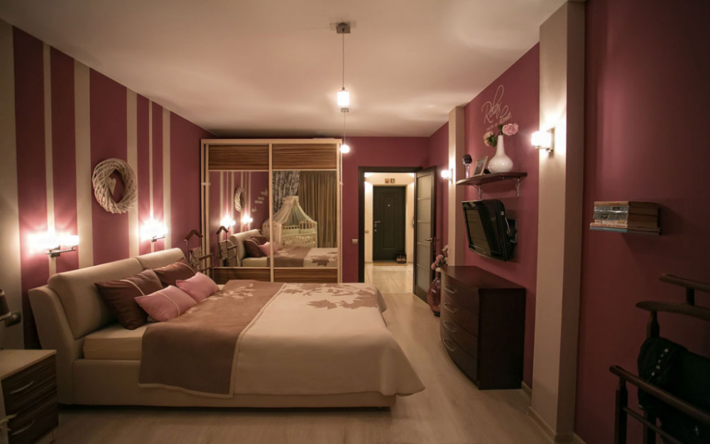 burgundy and grey bedroom paint colour combinations on best interior paint color combinations id=40358