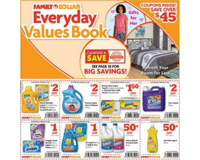 Family Dollar Coupon Deals Week Of 2 9 Family Dollar Coupons Family Dollar Coupon Deals