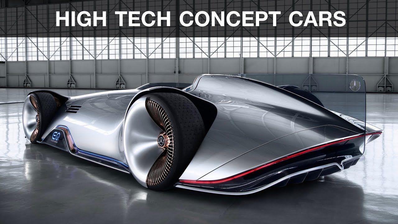 Top 8 Future Concept Cars 20182019 Innovative