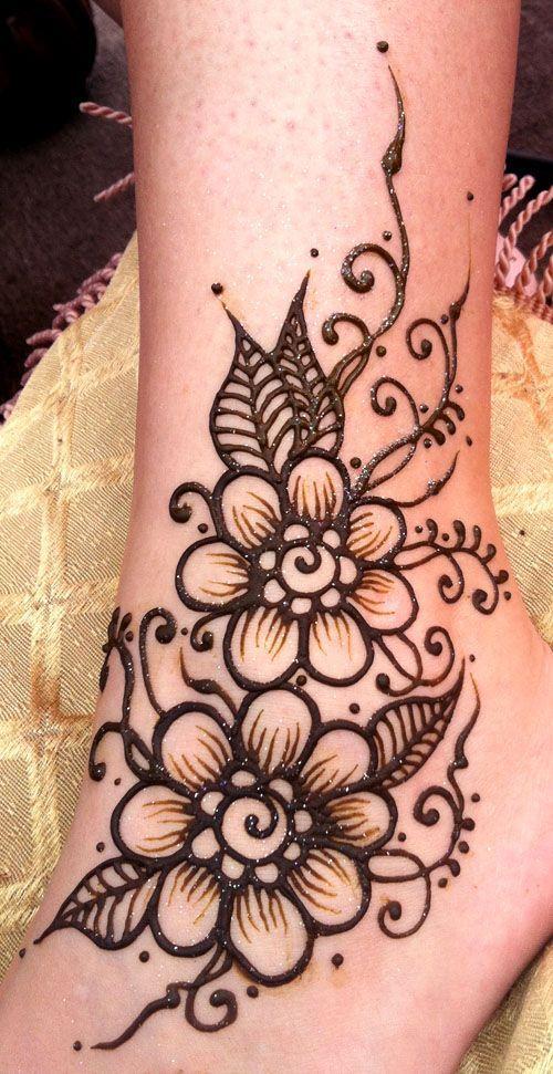Khaleeji Henna Designs Tattoo: Khaleeji Mehndi Designs: 10 Awesome Designs That Are