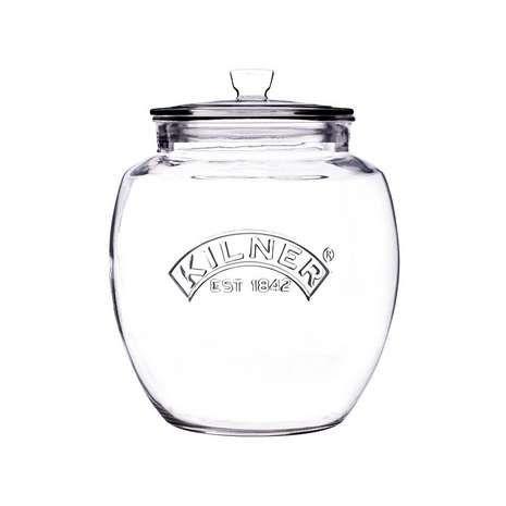 Kilner 2 Litre Storage Jar | Dunelm  sc 1 st  Pinterest & Kilner 2 Litre Storage Jar | Dunelm | jars | Pinterest | Storage ...