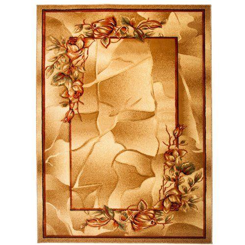 Photo of Teppich Charoite in Braun Home & Haus Teppichgröße: Rechteckig 180 x 260 cm, Struktur: Flach
