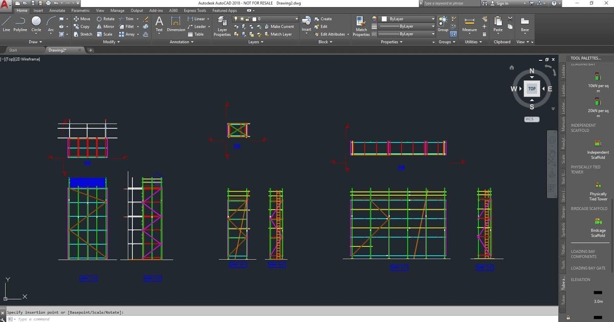 Download Gambar Properti Autocad Draw It Smart Scaffolder How To Use Autocad With Pictures Wikihow Gambar Desain Mo Di 2021 Cara Menggambar Gambar Gambar Bergerak