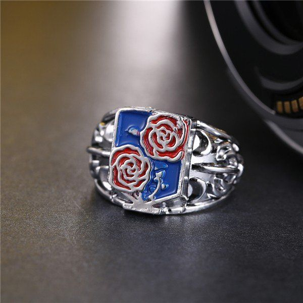 Buy ATTACK ON TITANS Garrison Emblem Ring at Pica Collection for only $ 9.82