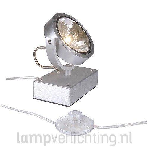 Vloerspot Met Snoer En Schakelaar Wit Gratis Verzending Schilderijlamp Lampen Led Lamp