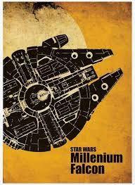 Resultado de imagen para poster star wars vintage