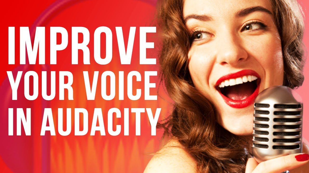 Make Your Voice Sound Better In Audacity (EASY) Singing
