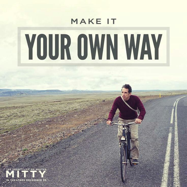 Secret Life of Walter Mitty | Life of walter mitty, Walter ...