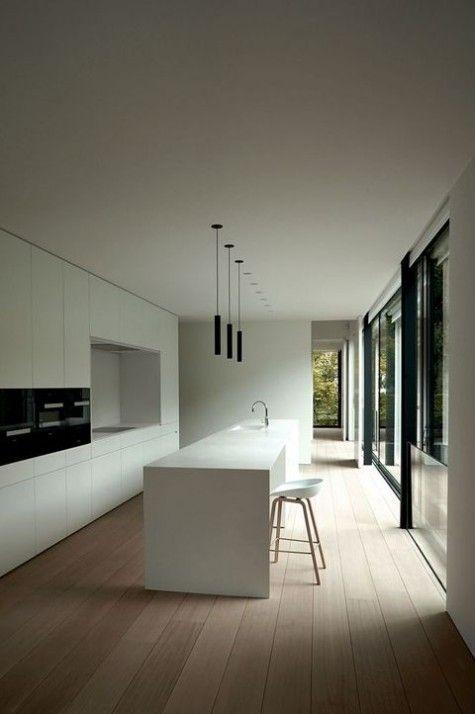 Best Comfydwelling Com » Blog Archive » 82 Minimalist Kitchen 400 x 300