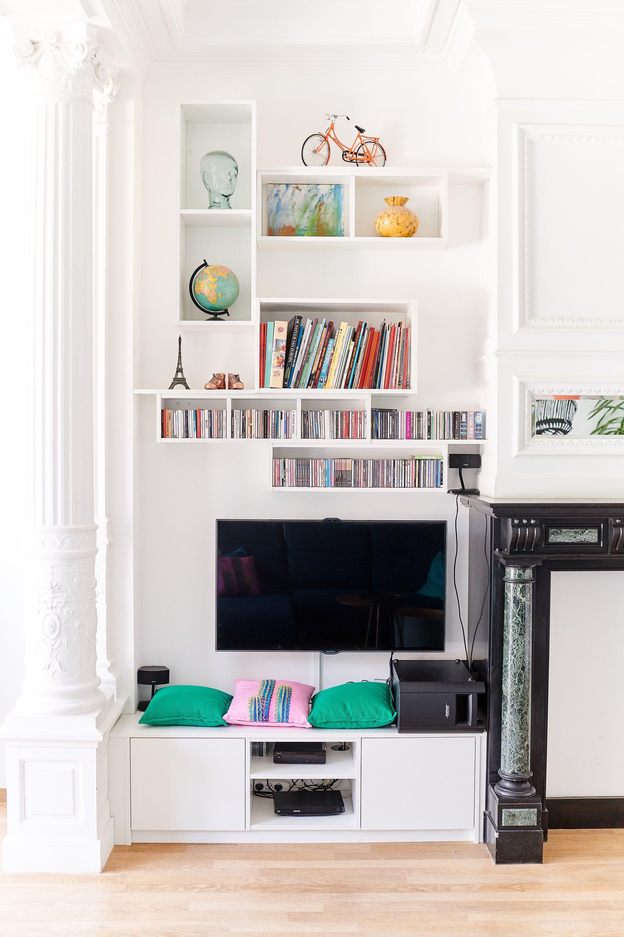 meuble tv sur mesure tv meubel op maat
