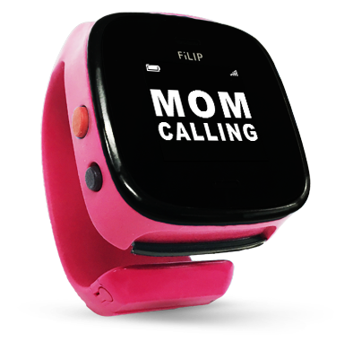 FiLIP - smartphone watch that allows child to make calls to five people 2632c30f9