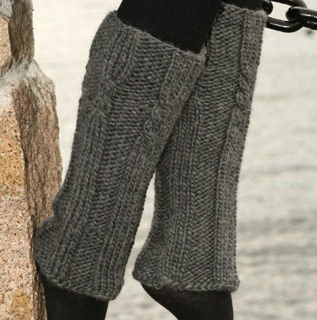 Bellas Knitted Leg Warmers Lol Knitting Projects Pinterest