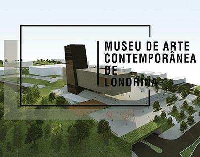 "Check out new work on my @Behance portfolio: ""TFGI: Museu de Arte Contemporânea de Londrina"" http://on.be.net/1DsYWZ0"