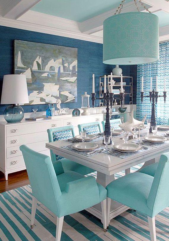 Raumgestaltung mit den passenden Farben zu Ihrem Sternzeichen #strandhuis