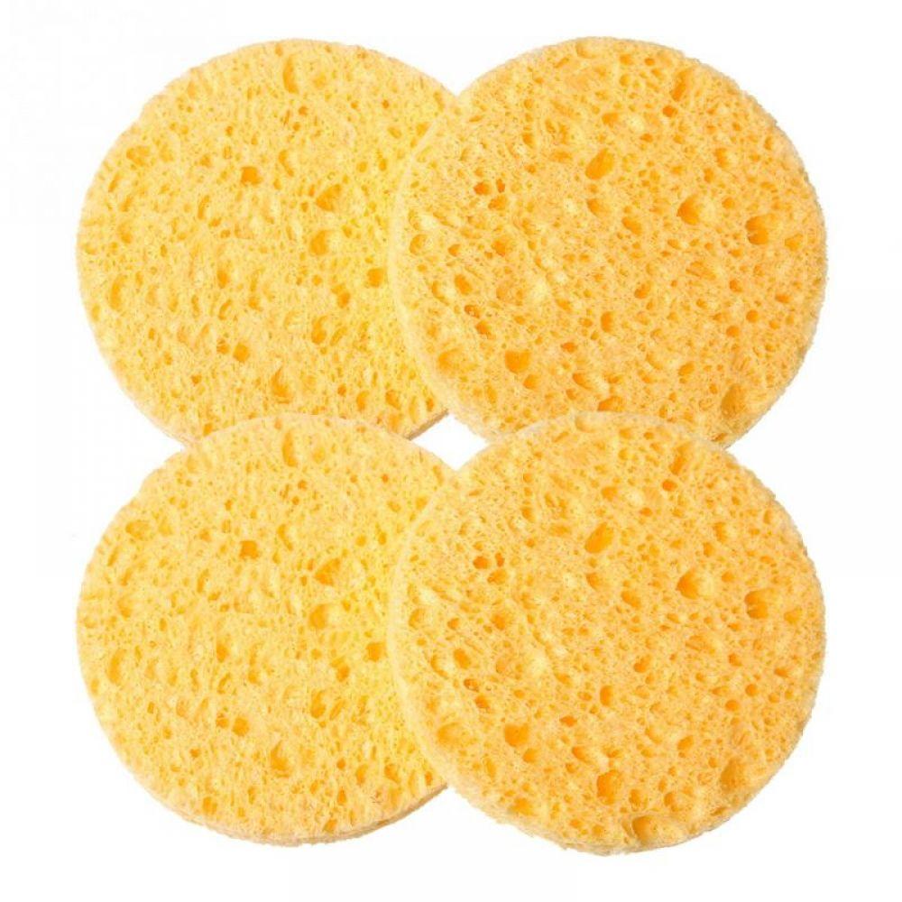 Face Cleansing Sponges 4 pcs/Set Makeup tools, Face wash