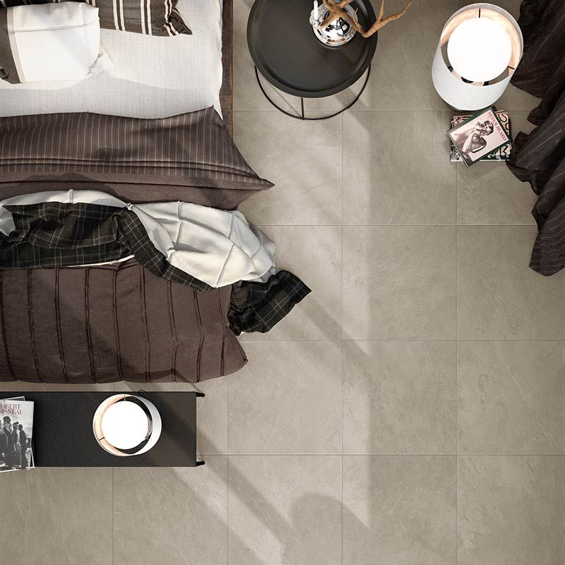 Lea Ceramiche Waterfall Ivory Flow 60 x 60 cm Naturale
