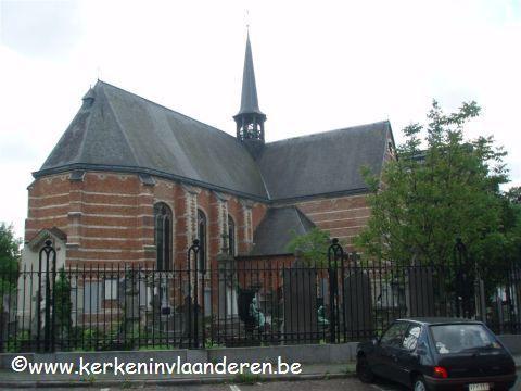 Sint-Fredeganduskerk Deurne 1