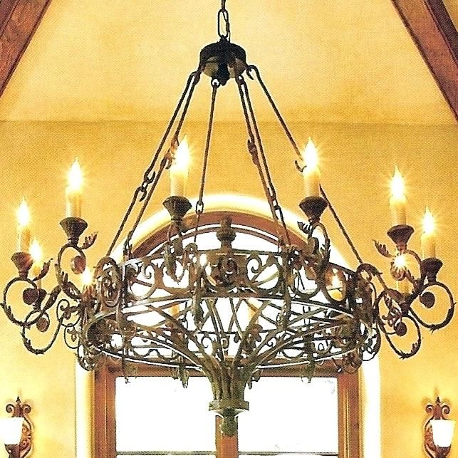 White wrought iron chandelier chandelier interesting wrought iron white wrought iron chandelier chandelier interesting wrought iron chandelier wrought iron chandeliers rustic black iron with aloadofball Gallery