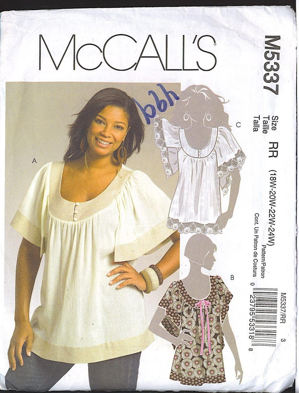 plus size sewing patterns - Bing Images | Moda Tallas Grandes ...