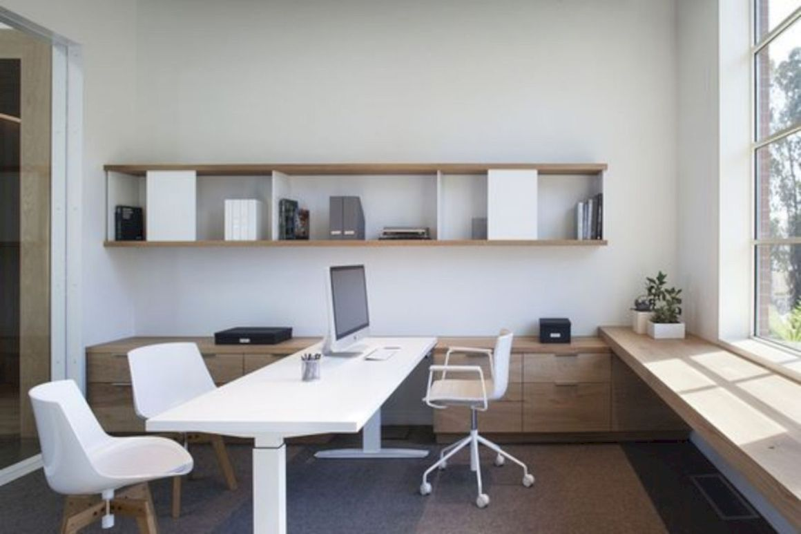 15 Simple Interior Design Ideas To Spruce Up Your Office Office