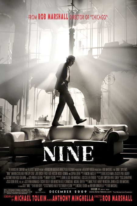 Daniel Day Lewis Nine With Images Nine Movie Musical Movies Classic Films Posters