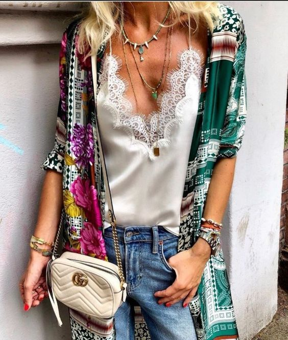 Photo of Boho Style Outfit