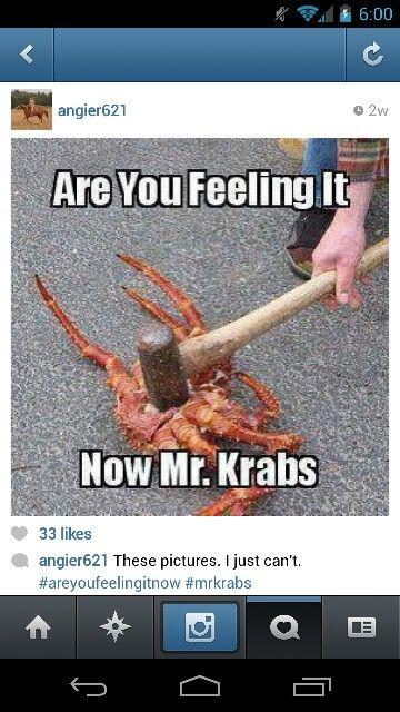 Haha i love spongebob #spongebob #crabs