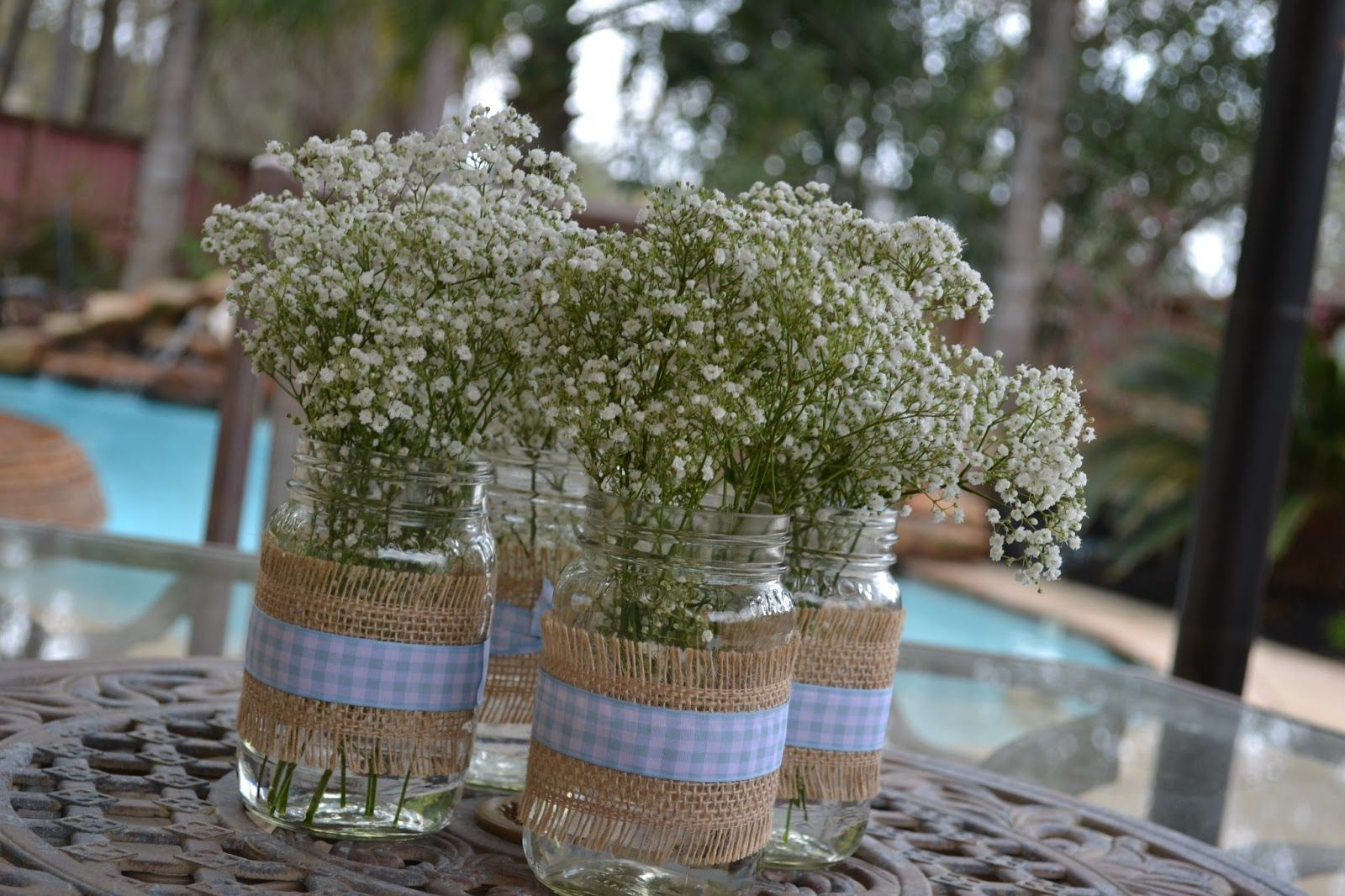 From Our House With Love A Rustic Country Baby Shower Country Baby Shower Boy Baby Shower Centerpieces Baby Stuff Country