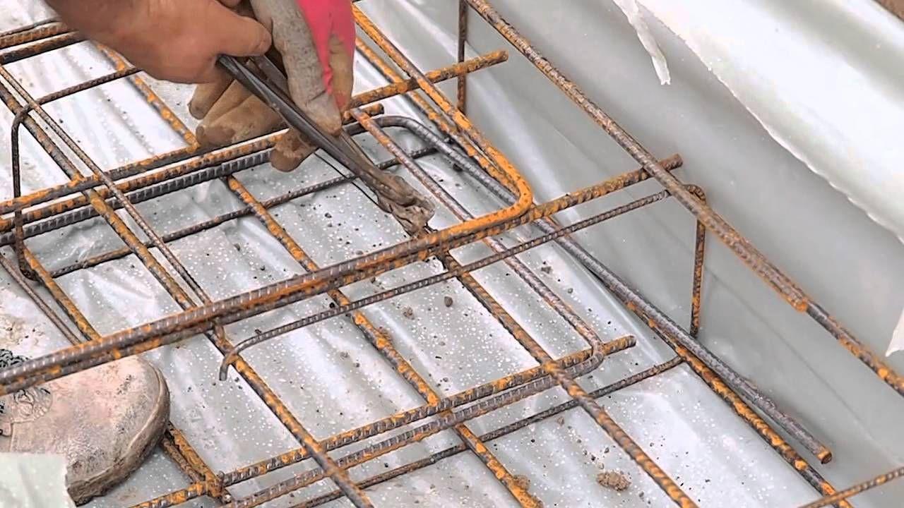armatures fondations de maison b ton arm standarm construction ciment pinterest. Black Bedroom Furniture Sets. Home Design Ideas