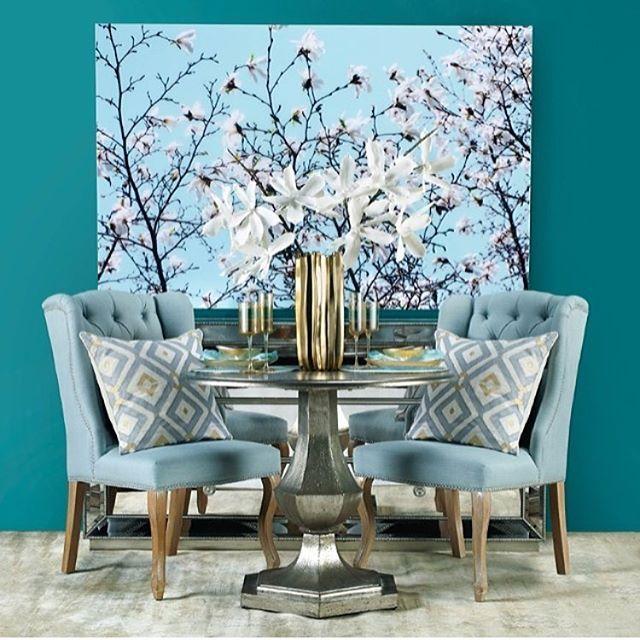 Instagram Photo By عاشقه للديكور Apr 26 2016 At 7 27am Utc Home Decor Dining Room Inspiration Affordable Modern Furniture