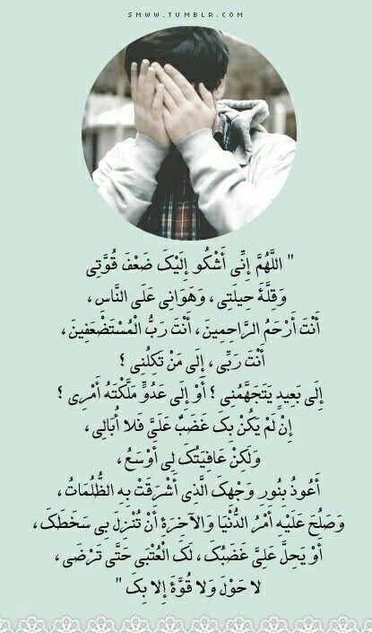 اللهي إني أشكو حالي إليك وأعلم أنك أعلم به مني Quran Quotes Love Islamic Inspirational Quotes Beautiful Quran Quotes
