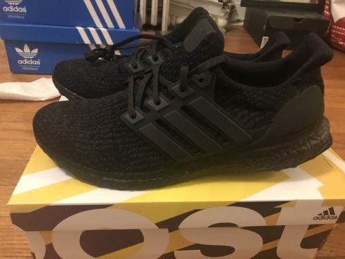 bbe5d169727ca Details about Adidas Ultra Boost 3.0 Triple White size 10.5. BA8841 ...