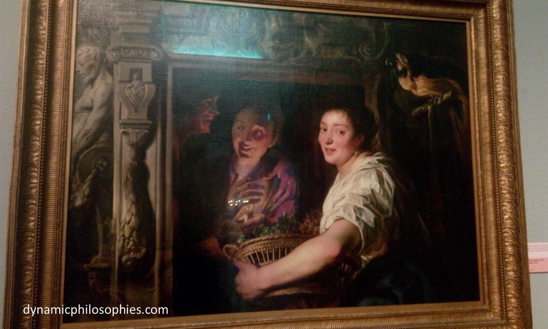 Paintings In Kelvingrove Art Gallery