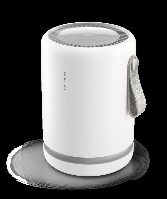 Molekule Air Mini Air Purifier for Small Rooms Air