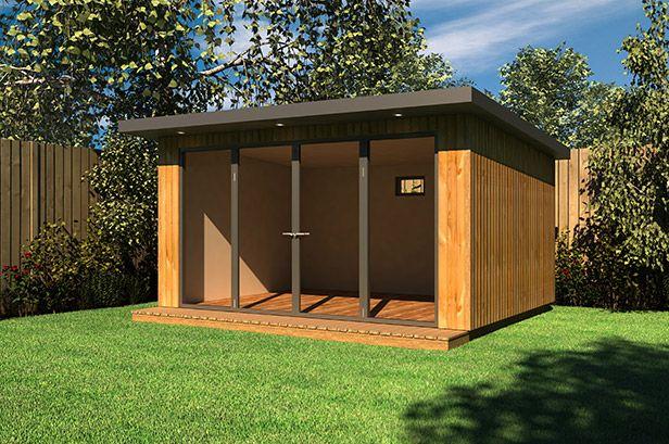 The Studio Garden Room front door colours Pinterest Studio