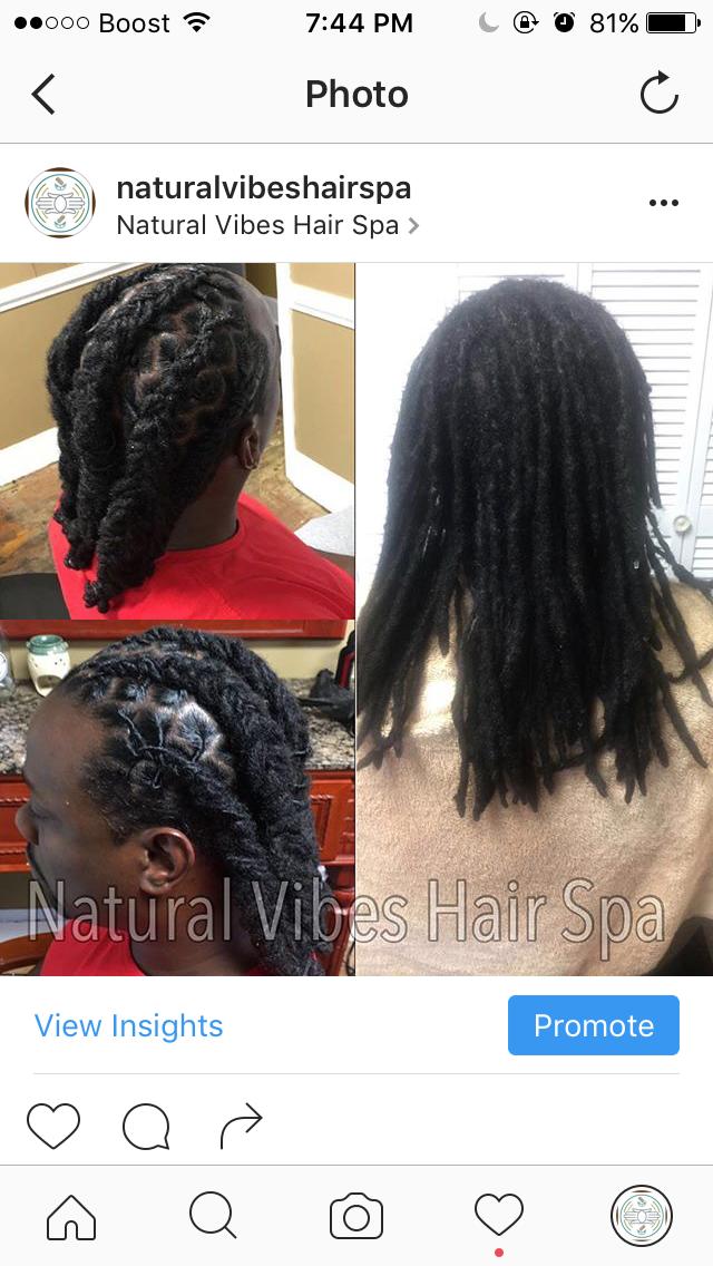 TWISTED TUESDAYS at Natural Vibes Hair Spa $45 shampoo, herbal conditioning treatMINT,  retwist AND style ! $35 KIDS 13 && under USING 100% ORGANIC, RAW , HANDMADE, PLANT BASED PRODUCTS. VEGAN/VEGETARIAN FRIENDLY!styleseat.com/bristaytwistin!  #twistedtuesdays #bristaytwistin #locextensions #starterlocs #locmaintenance #dreadretwist #retwistandstyle #lovelylocs #kidswithlocs #girlswithlocs #menwithlocs #locstyles #locideas #locology #locnation #locsarelife #gotdreadz #lovemylocs #loccare