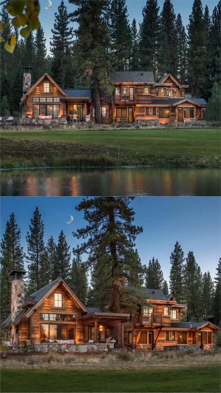 Pin By Tiddo Kahuna On Dream Big Dream Home Design Log Homes Architecture