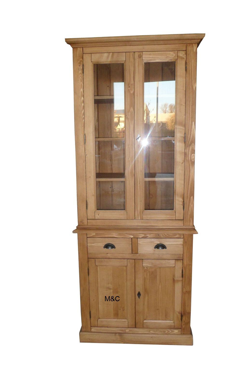 Petit Vaisselier petit-vaisselier-bois-massif-z (1024×1536) | alacenas | pinterest