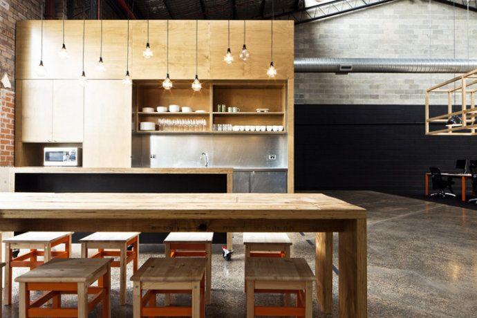 Datsche, Moderne Bürogestaltung, Moderne Büros, Büro Designs, Büro Ideen,  Moderne Lichtdesign, Kühle Beleuchtung, Küchenbeleuchtung, Schaukasten