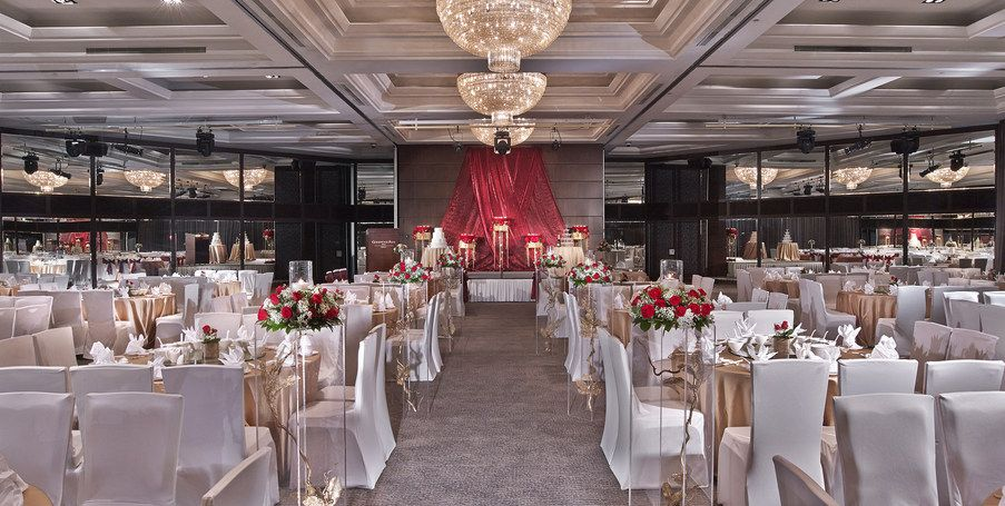 Weddings In Singapore Goodwood Park Hotel