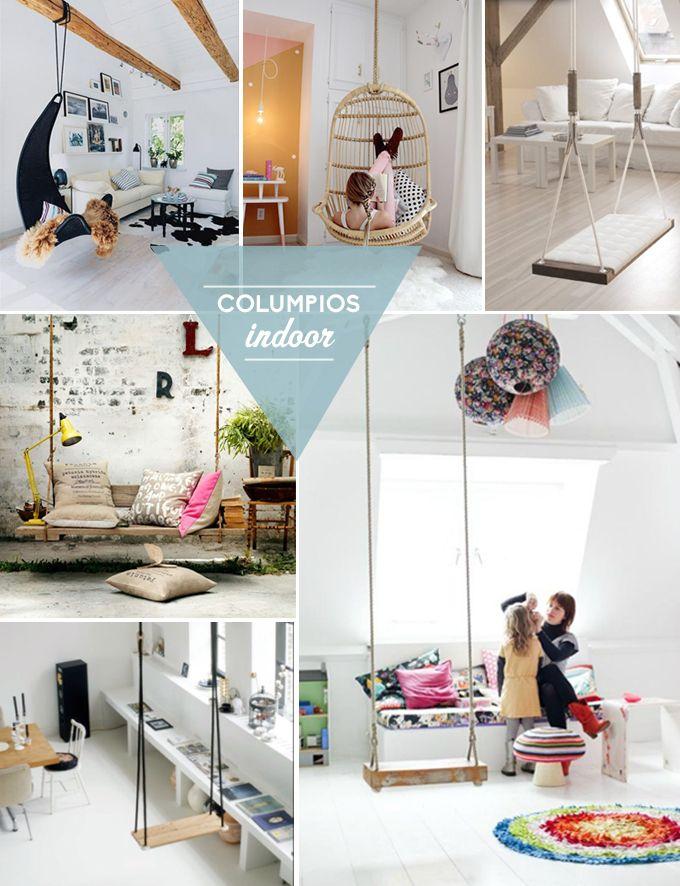 Abramos nuestras casas a estas ideas de decoraci n con - Decoracion cuarto de estar ...