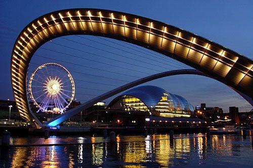 Hilton Hotel Newcastle Gateshead - Hotels in Newcastle - UK