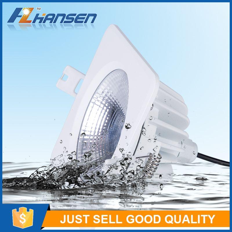 Hansen Ip65 Waterproof Recessed Led Ceiling Down Light For