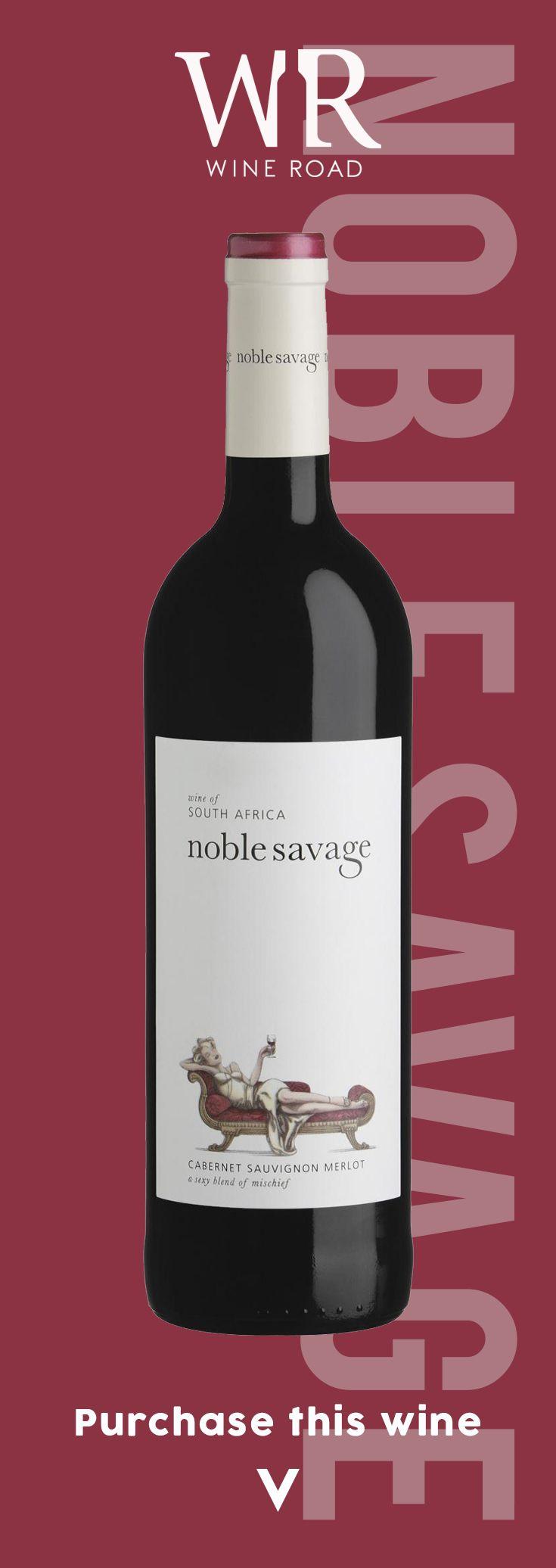 Noble Savage Cabernet Sauvignon Merlot Cabernet Sauvignon Wine Cabernet