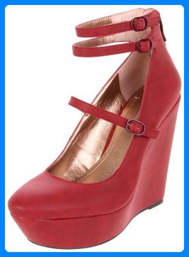 BCBGeneration Jeffery Damen US 9 Rosa Keilabsätze - Sandalen für frauen (*Partner-Link)