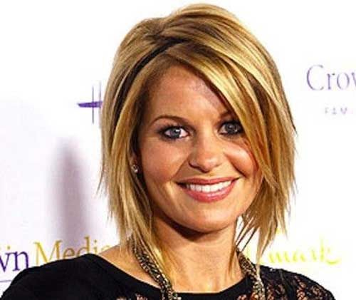 Short Straight Textured Layered Haircut Hairstyles