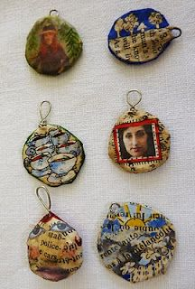 Billie Spile Paper Mache Crafts Paper Mache Art Paper Jewelry