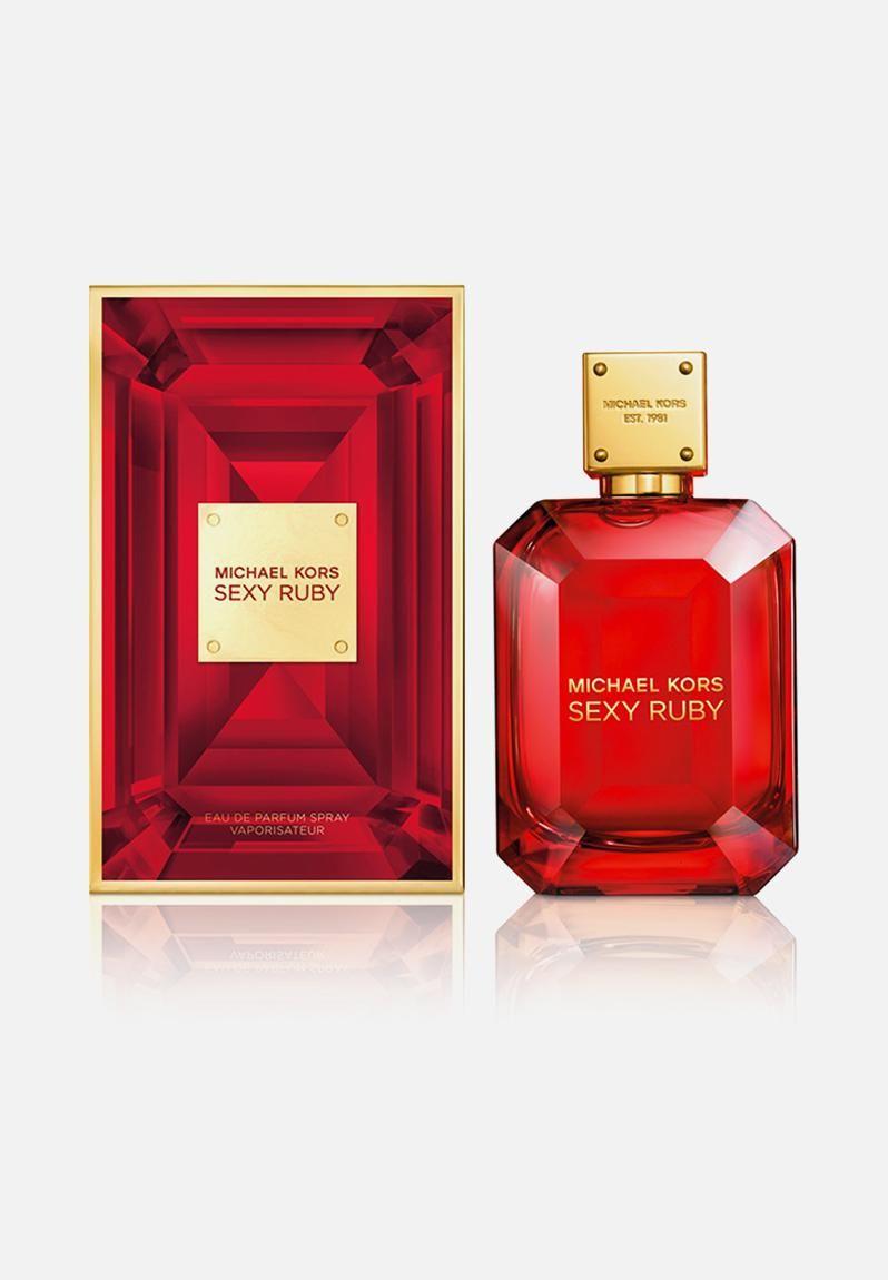 c8cdbdab51 Michael Kors Sexy Ruby eau de parfum - 100ml. A scent as brilliant as the