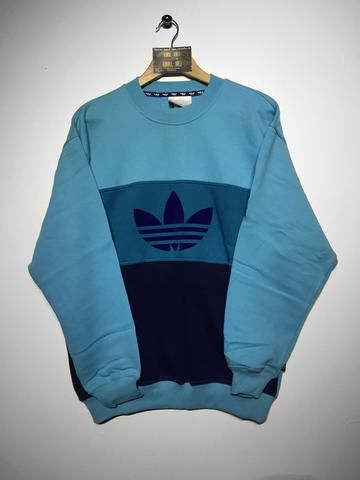 Adidas Sweatshirt Small (Fits Oversized) Men's Super Hero