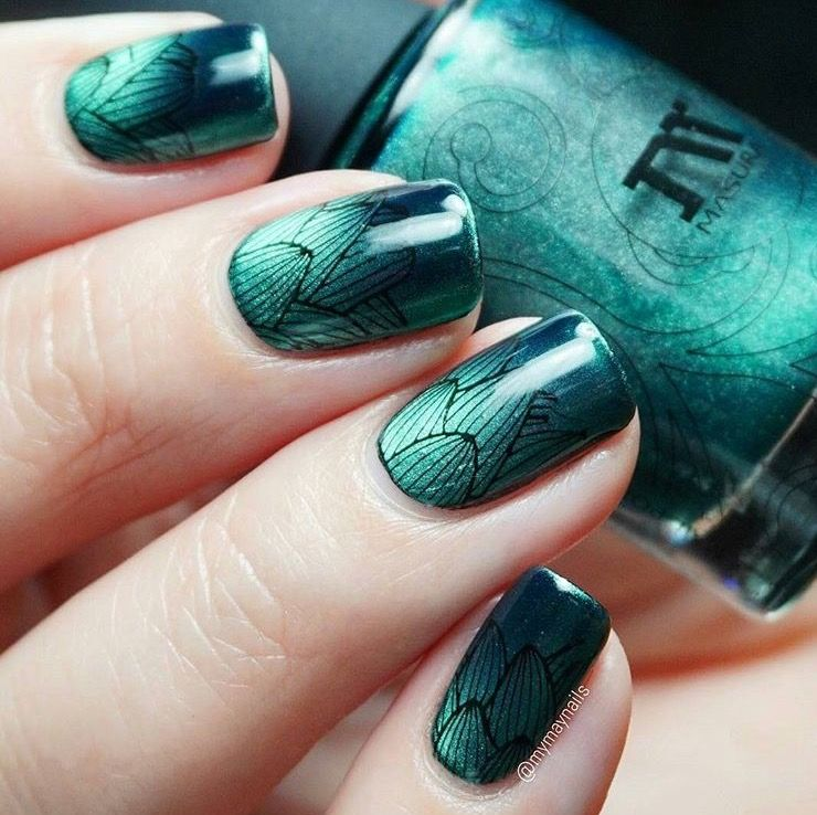 Masura Magnetic Magic! 904-109 | Nails | Pinterest | Magnetic nails ...
